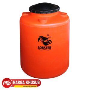 Tangki PE Orange 1100L